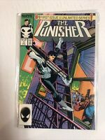 Punisher (1987) #1 (VF/NM) Direct Edition ! This Runs Rocks For 104 Issues !!