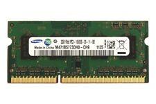 2GB (1x2GB) DDR3 PC3-10600S 1333 MHz Laptop SODIMM RAM Memory Upgrade 204-Pin