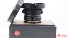 Leica Elmarit-R 19mm f/2.8 MF 3 Cam Lens #2954700