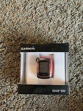 garmin edge 500 cycle computer