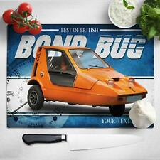Personalised Bond Bug Chopping Board Worktop Saver Classic Car CL03