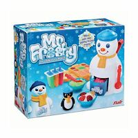 Nuevo Mr Frosty The Crujiente Ice Maker Playset Yummy Froxen Dulces Juguete