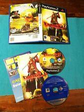 Devil May Cry 3 + Demo Monster Hunter Ps2 Edizione Italiana Completa Dischi Mint