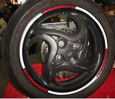 """Adesivi per ruote cerchi moto Honda CB 1000 R """"JP130WB"""""""