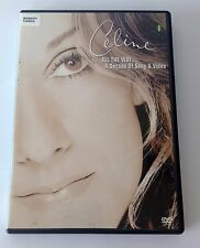 ALL THE WAY A DECADE OF SONG & VIDEO By Celine Dion (DVD 2000)