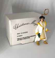 Vintage DISNEY Grolier Aladdin Christmas Holiday Ornament in Original box