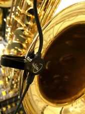 """CONTRABASS SAXOPHONE MICROPHONE, """"THE FEATHER"""" by Myers Pickups"""