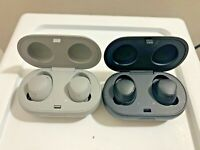 2 pair + 2 charging case  Samsung Gear Iconx Bluetooth headphones Ear buds #31
