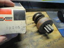 NORS Starter Drive SD205 Borg Warner