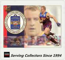 2004 Select AFL Conquest All Australia Team Card Aa17 Nathan Buckley(collingwood
