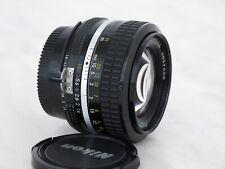 Nikon MF Nikkor 50mm 1.4 AI analoges Objektiv Vollformat Gewährleistung 1 Jahr
