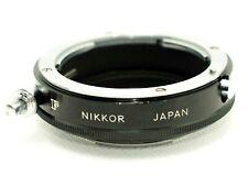 Nikon Genuine Original Nikkor F Macro Extension Tube E2 For F Mount ju292