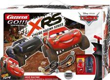 Spur Elektro Cars Mud Racing Disney Blitz Extreme Racing Series 5.4m CARRERA
