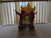 2000 Tomy Pokemon Entei Plush Rare