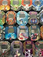 ULTRA Pokemon Cards Gift Tin Bundle x 30! GUARANTEED GX - EX - V - Prime - HOLO