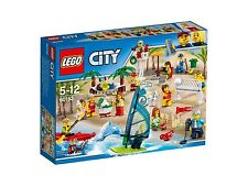 LEGO City Stadtbewohner – Ein Tag am Strand Neu & OVP !!!