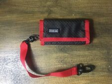 Thinktank Photo Pixel Pocket Rocket CF Card Holder Red case