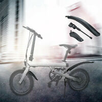 Front Rear Mudguard Shelf Kickstand Tripods Support for Xiaomi Mijia Qicycle EF1