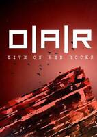 O.A.R.: Live on Red Rocks (DVD, 2012) Still Sealed
