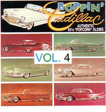 Surtout-Boppin 'Cadillac vol. 4 - 60's popcorn Oldies CD