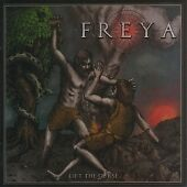 "FREYA - ""Lift the Curse (2007)""- Victory Records VR322-Metal-BRAND NEW U.S. CD"