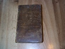 Arithmetic Both In Theory And Practice by John Hill  HB 1762 LEATHER