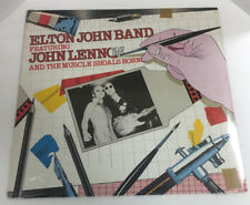 Elton John Band Featuring John Lennon And The Muscle Shoals Horns GER LP1981 NEW