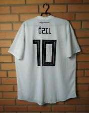 Germany Ozil Jersey 2018 Football Shirt XXL Home Climachill Player Issue Adidas