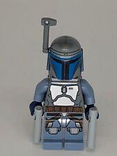 Lego Star Wars Jango Fett Bounty Hunter Mandalorian Minifigure