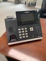 Yealink SIP-T46G - Verizon One Talk Ultra Elegant Gigabit IP - HD Desk Phone