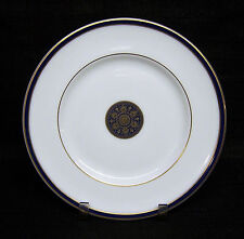 "Royal Doulton Oxford Blue 8"" Accent Salad Plate"