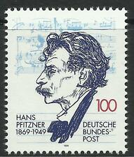 Germania OVEST Gomma integra, non linguellato Stamp Set Deutsche Bundespost Hans Pfitzner 1994 SG 2576