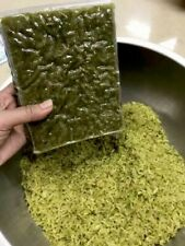 Thai Pounded Unripe Rice Traditional Thai Esan Food 1kg/1000g