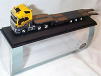 Volvo FH4 GXL Nooteboom Semi Low Loader G.F.Job 1-76 scale clear case 76VOL4009