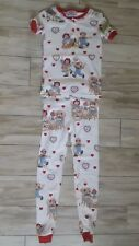 Vintage Raggedy Ann and Andy Lake Matley 2-Piece Pajama Set Size 6X