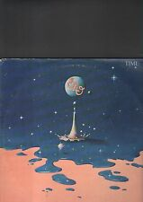 ELECTRIC LIGHT ORCHESTRA - time LP