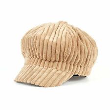 Chapeaux bérets velour pour femme