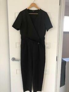Topshop Ladies Jumpsuit - Size 14 - 5+ items free postage (AU only)
