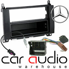 Mercedes Benz Vito W639 2006 Car Stereo Single Din Facia & Quadlock Kit