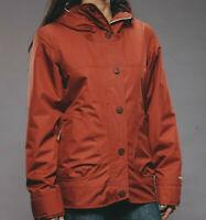 HOLDEN SNOW Women's FIONA Snow Jacket - Burnt Henna - Size Medium  NWT  LAST ONE