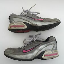 NIKE torch3 young girl's fashion gray running walking shoe size--2Y