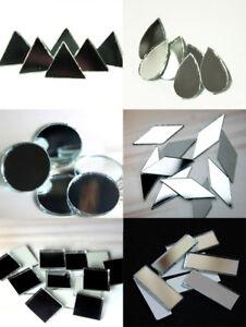 Craft Sheesha Mirrors Pieces for Embroidery Craft and DIY Purpose Shisha Mirrors