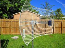 24dBi Long Range WiFi Parabolic Grid Antenna 2.4GHz Outdoor w/ N-Female