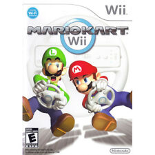 Mario Kart Bundle w/ Wheel [E]  Nintendo Wii Game  DISC ONLY