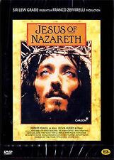 JESUS of NAZARETH / Franco Zeffirelli, Robert Powell, 1977 / NEW, 2Disc
