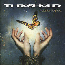CD Threshold March Of Progress Nuclear Blast