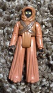 Vintage 1977 First 12 Kenner Star Wars Figure Jawa Figure Only  Hong Kong