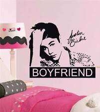 Unbranded Art Girl Wall Decals & Stickers