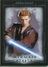 Anakin Skywalker Star Wars Star Wars Masterwork Collectable Trading Cards