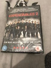 THE EXPENDABLES 2- DVD -REGION 2 NEW AND SEALED